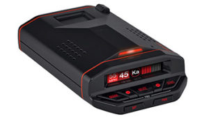 Escort Redline EX radar and laser detector